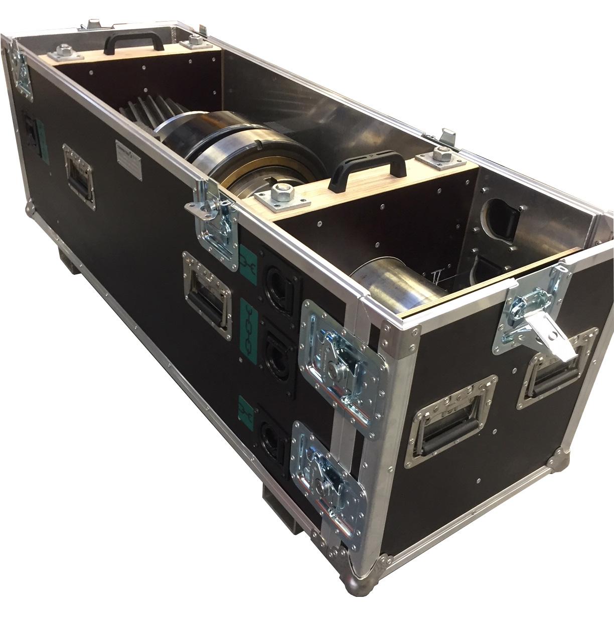 Custom Flight cases