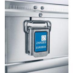Zarges EuroBox 40710 Alumiinilaatikko (1.150x250x220mm)