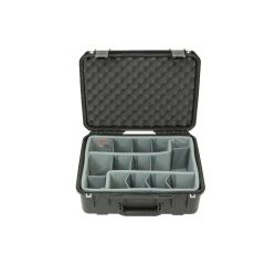 SKB iSeries 1813-7 Case with Think Tank Designed Dividers (445 x 305 x 133 mm)