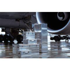 Zarges K470 40565 Alumiinilaatikko (750x550x380mm)