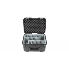 SKB iSeries 1510-9 Case with Think Tank Designed Photo Dividers (356 x 241 x 178 mm )