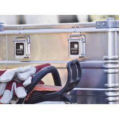 Zarges K470 40836 Alumiinilaatikko (550x550x580mm)