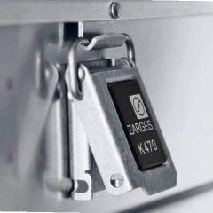 Zarges K470 40842 Alumiinilaatikko (690x640x340mm)